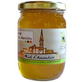 Miel d 39 amandier 125g 250g 350g 500g origine - La grange aux abeilles estivareilles ...