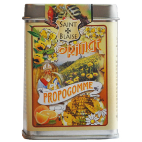 Gomme propolis aromatis l 39 orange 45g 131 50 l - La grange aux abeilles estivareilles ...