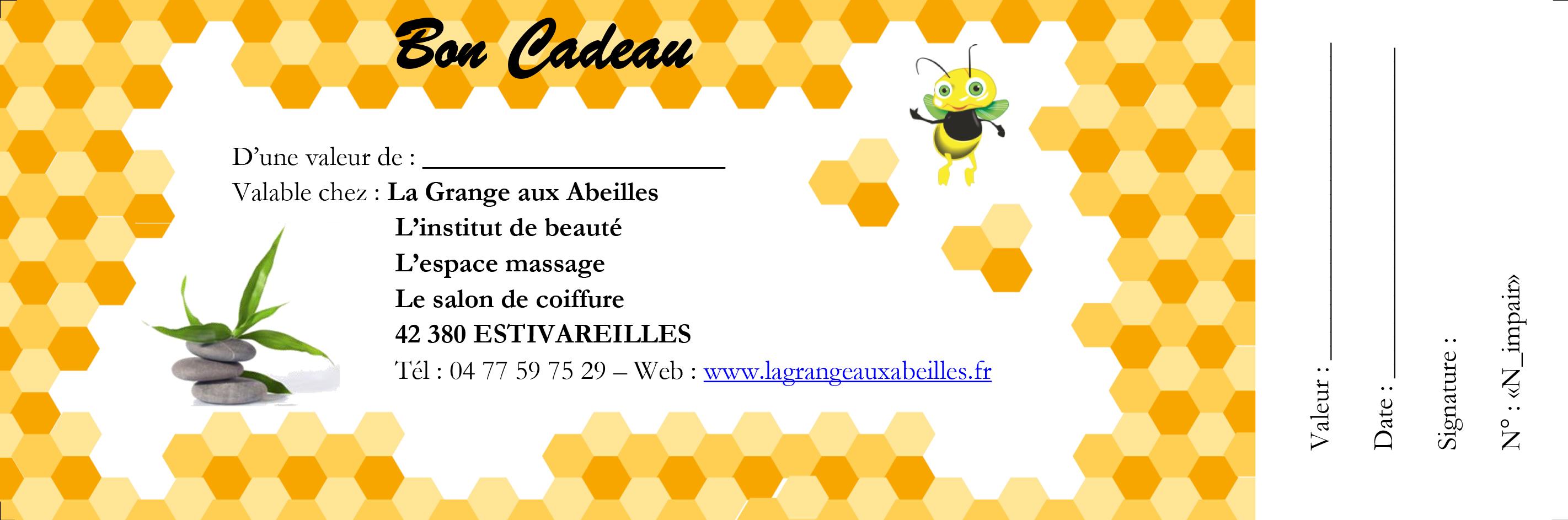 Ch que cadeau miel la grange aux abeilles - La grange aux abeilles estivareilles ...